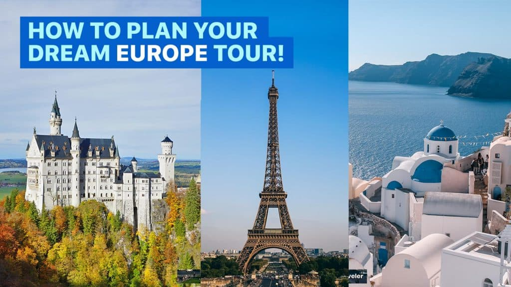 Backpacking Europe How To Plan Your Dream Euro Tour On A Budget