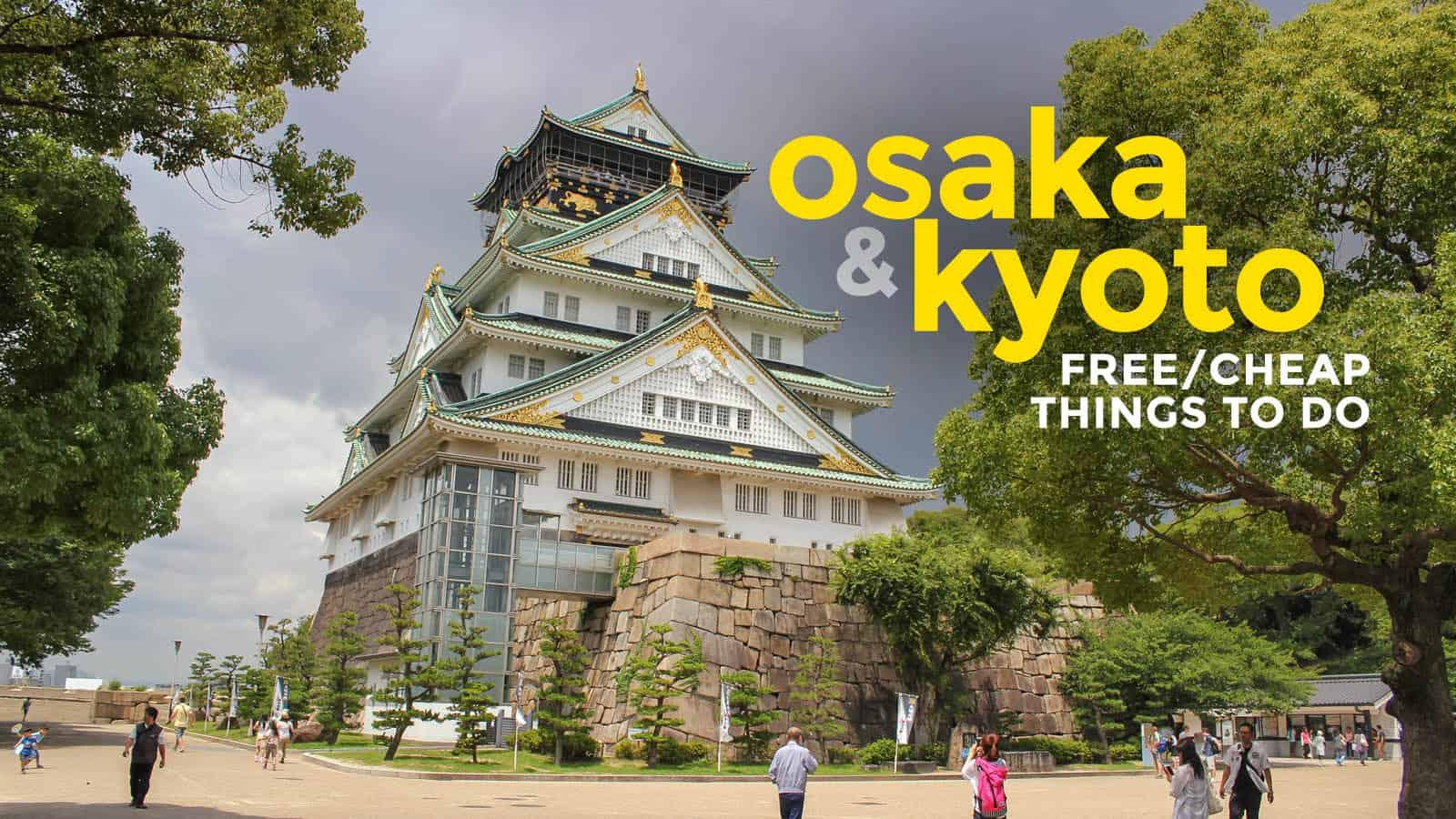 Kyoto Walking Tours Free
