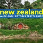 NEW ZEALAND ON A BUDGET: Auckland and Rotorua Travel Guide 2017