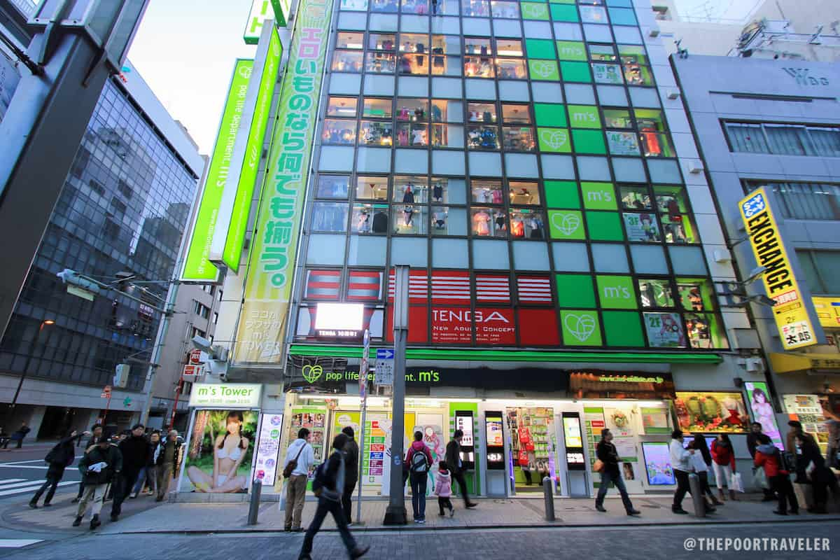 WHERE TO SHOP IN TOKYO | The Poor Traveler Itinerary Blog