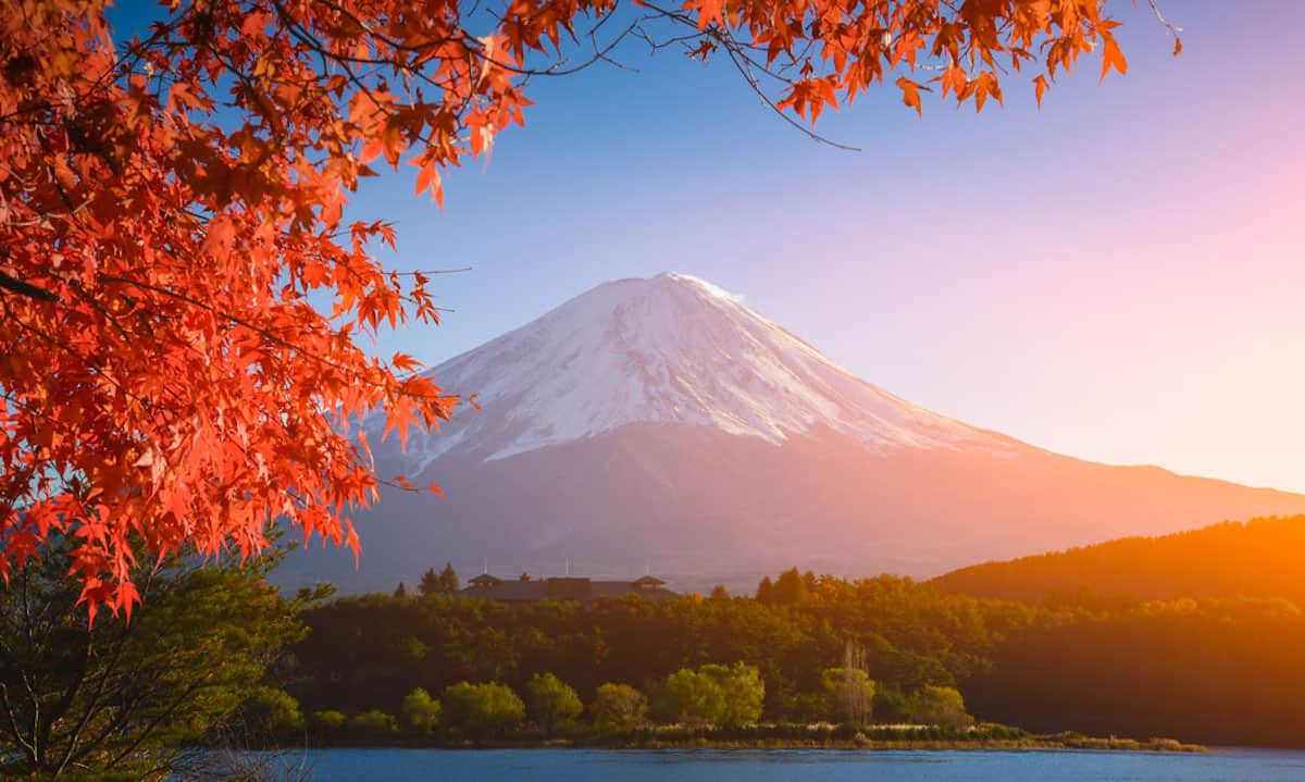 Hakone Mt. Fuji