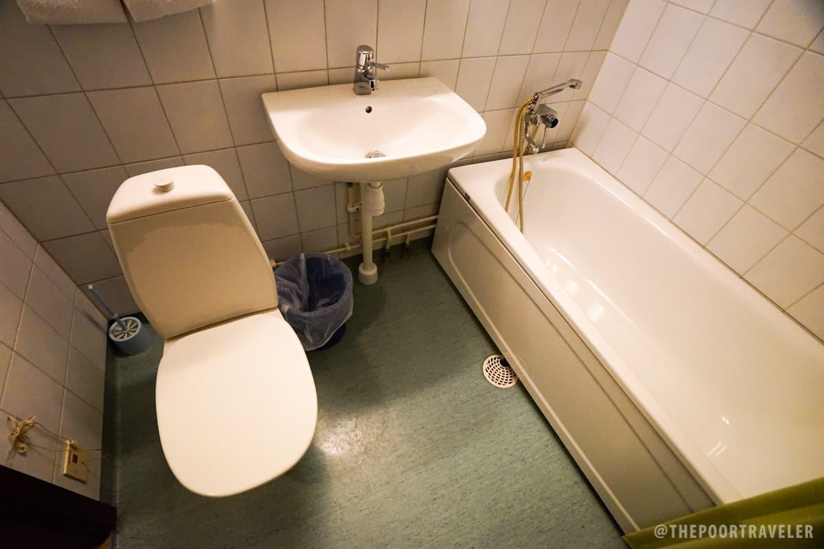 Hotel Continental Malmo Toilet & Bathroom