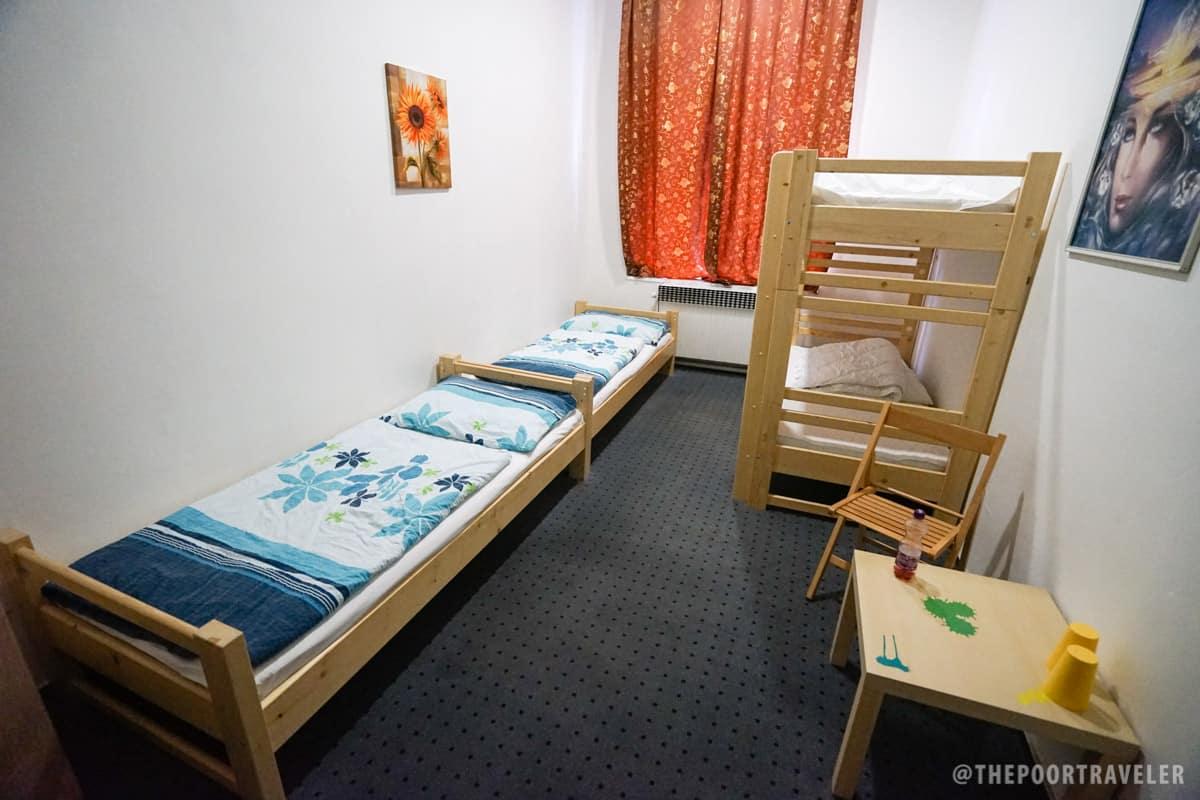 Hotel Opletalova Prague - Bedroom