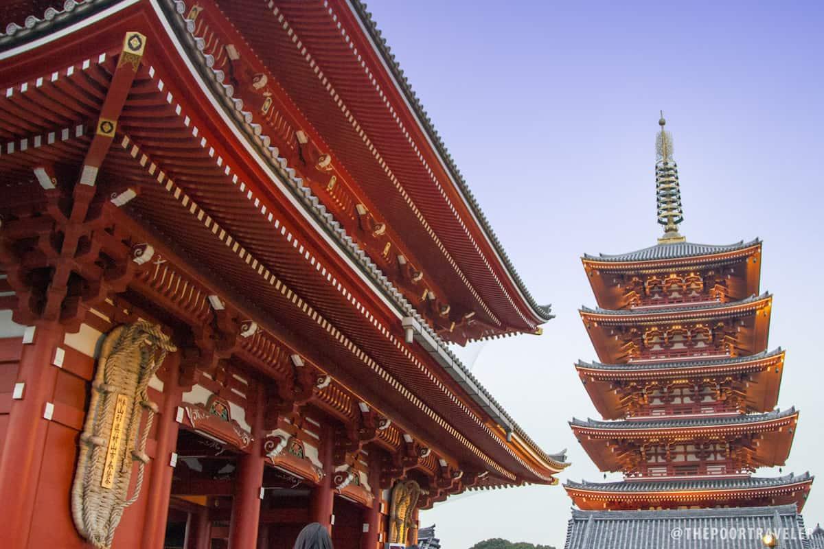Sensō-ji (aka Asakusa Temple)
