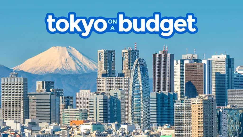 2020 TOKYO TRAVEL GUIDE with Sample Itinerary & Budget