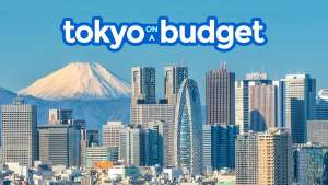 TOKYO TRAVEL GUIDE with Sample Itinerary & Budget