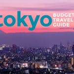Tokyo on a Budget: Travel Guide 2017