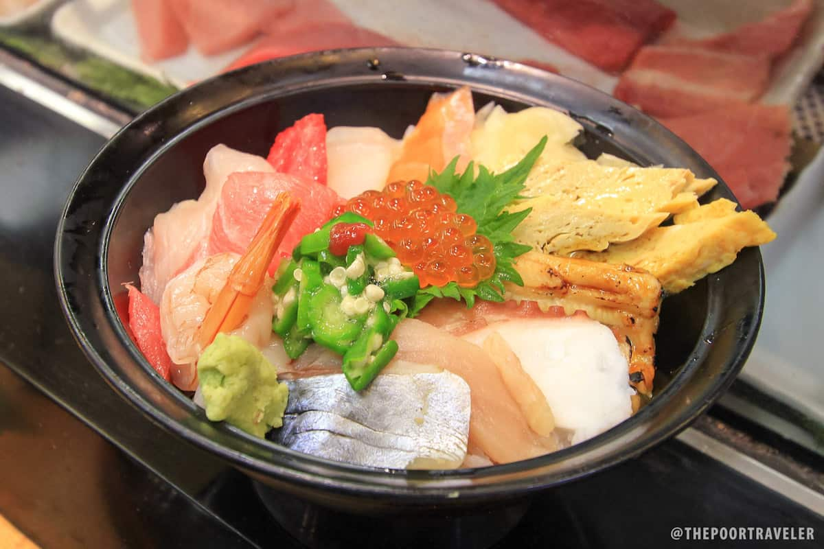 Tokyo on a budget travel guide itineraries 2017 the for Closest fish market