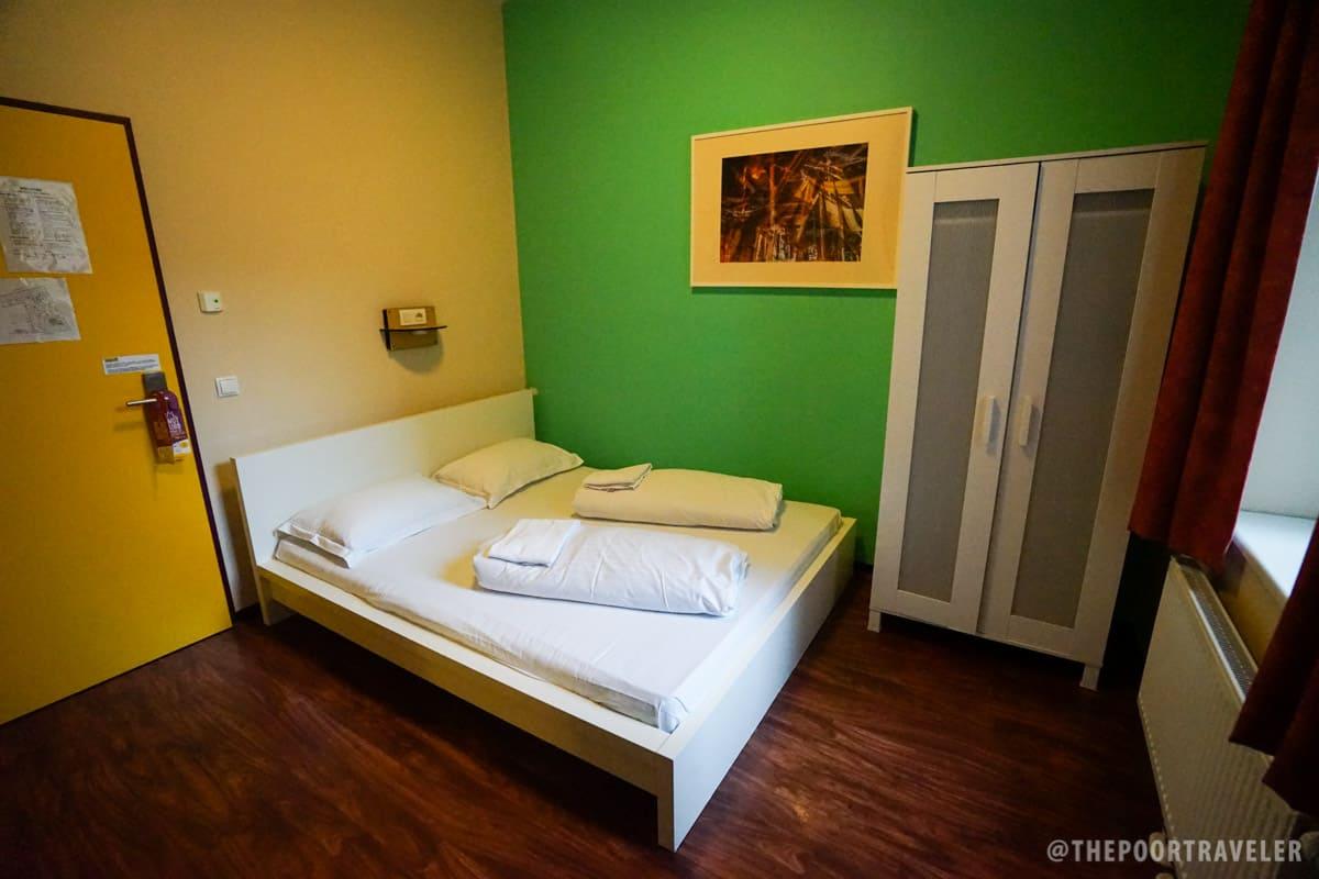 Wombats City Hostel Vienna - The Lounge Bedroom