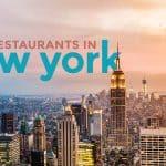 JustFly Reviews: Top 10 Best Restaurants in New York City