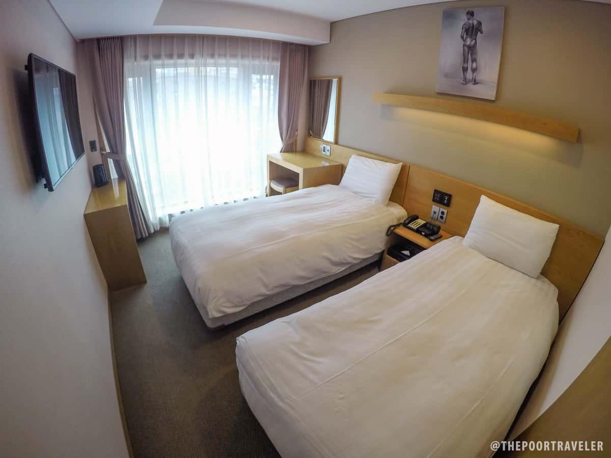 Namsan City Hotel