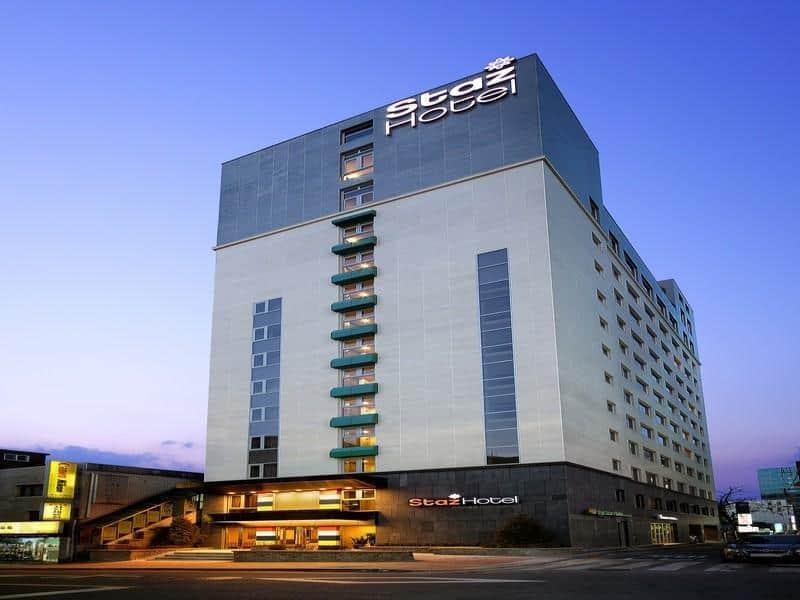 Staz Hotel Myeongdong