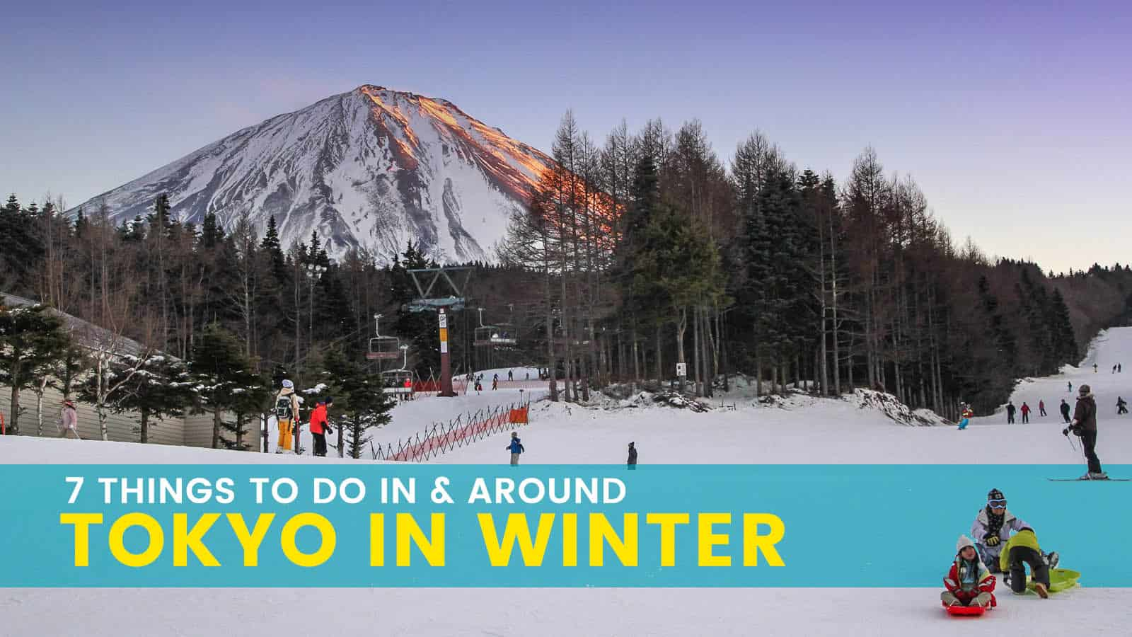 TOKYO IN WINTER: 7 Awesome Things to Do and Places to Visit