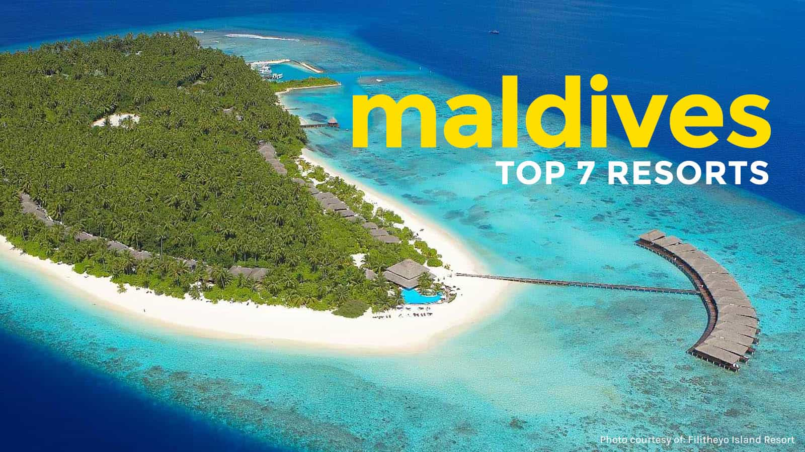 Maldives Top 7 Resorts Under 200