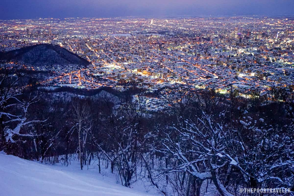SAPPORO ON A BUDGET: Travel Guide & Itinerary 2017   The