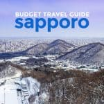 SAPPORO ON A BUDGET: Travel Guide & Itinerary
