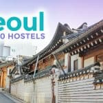 Top 10 BEST SEOUL HOSTELS