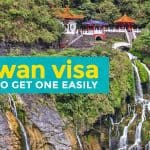 Taiwan Visa and e-Visa for Filipinos: How to Get It Successfully