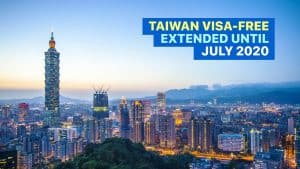 TAIPEI TAIWAN TRAVEL GUIDE with Budget Itinerary