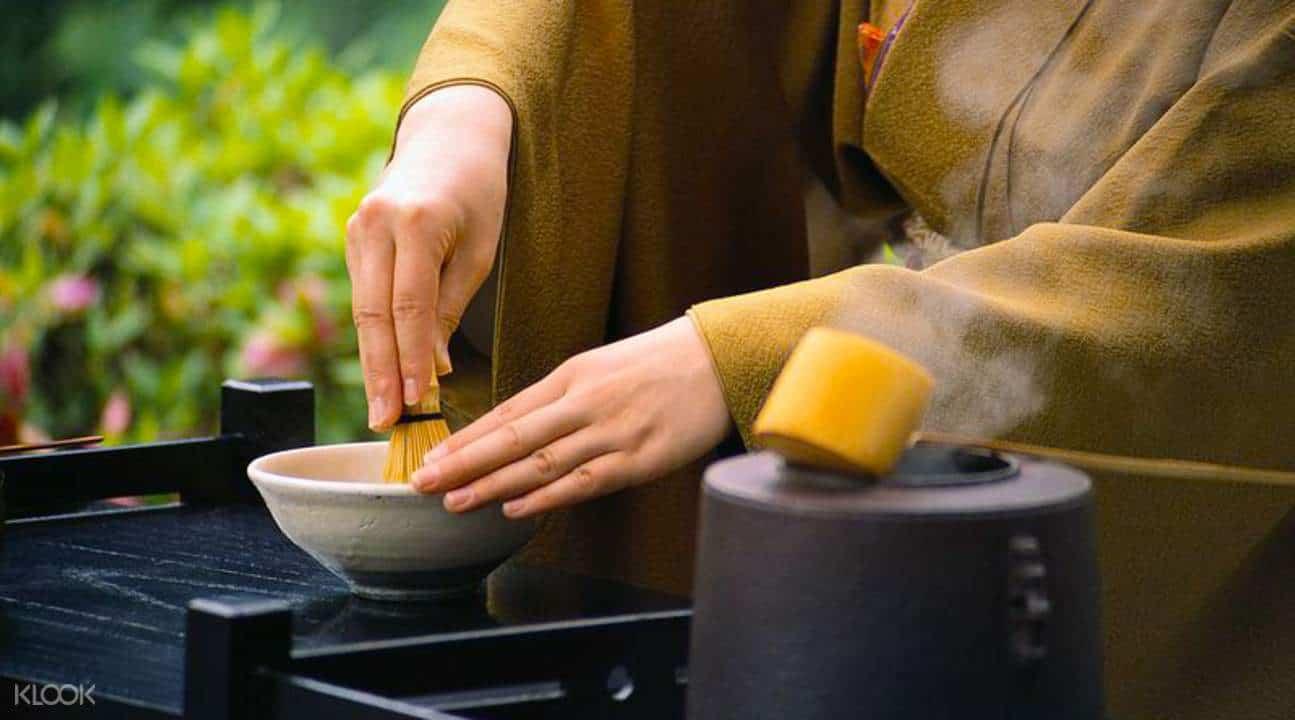 Tea Ceremony in Hokkaido
