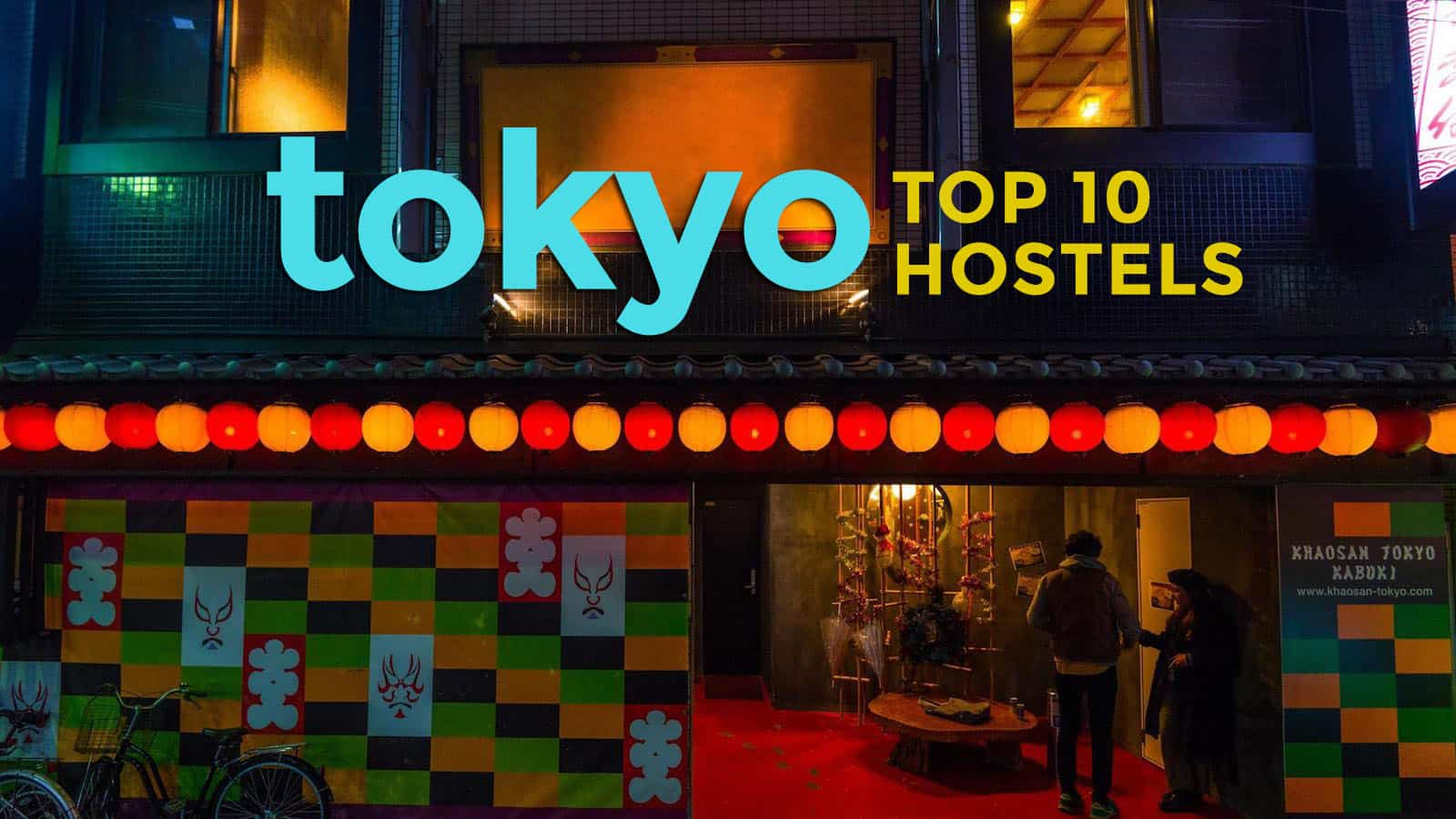 Tokyo: Top 10 Recommended Hostels