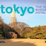 Tokyo: Top 10 Budget Hotels Under $70