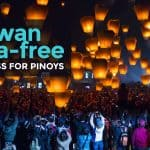 Taiwan Visa-Free Entry for Filipinos: How to Do It