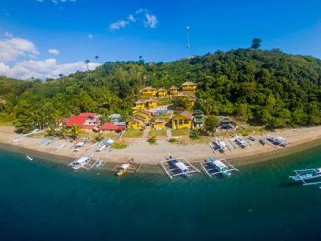 Top 10 beach resorts in batangas the poor traveler - Sanom beach dive resort ...