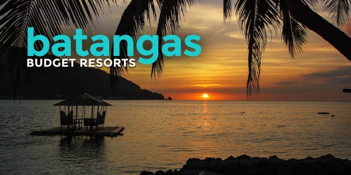 TOP AFFORDABLE BEACH RESORTS IN BATANGAS (Under P3000)