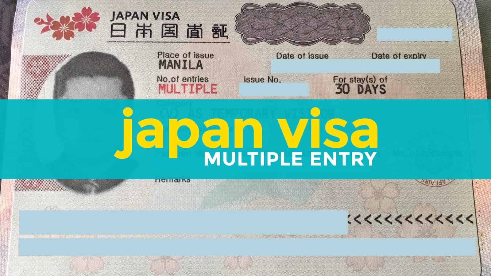 Japan Visa Traveler Tourism