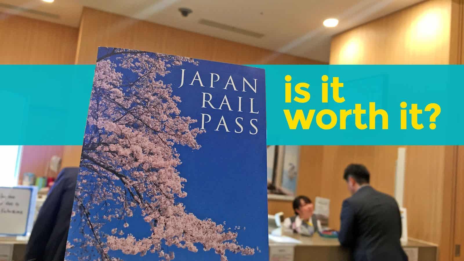 Japan JR Pass