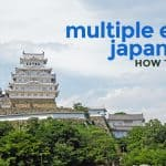 MULTIPLE ENTRY JAPAN VISA: How to Apply