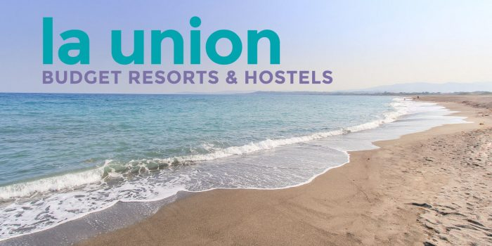 TOP 7 LA UNION BEACH RESORTS Under P2500