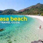 MASASA BEACH ON A BUDGET: Travel Guide & Itinerary 2017