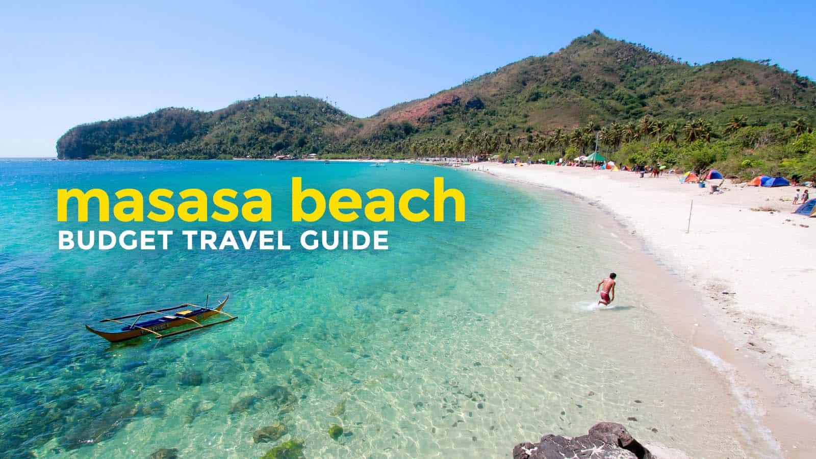 Masasa Beach Budget Travel Guide 2017 The Poor Traveler