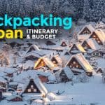 Japan Backpacking: How to Plan a Multi-City Tour on a Budget