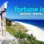 FORTUNE ISLAND ON A BUDGET: Travel Guide & Itinerary 2017