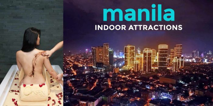 5 Enjoyable Indoor Attractions in Metro Manila