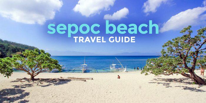 2019 SEPOC ISLAND, BATANGAS: Budget Travel Guide & Itinerary