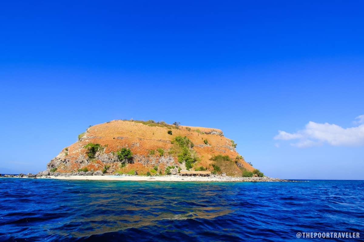 Sombrero Island Batangas
