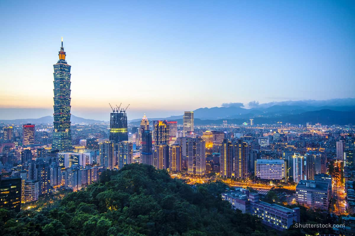 TAIPEI, TAIWAN BUDGET TRAVEL GUIDE 2018 with a 14,000