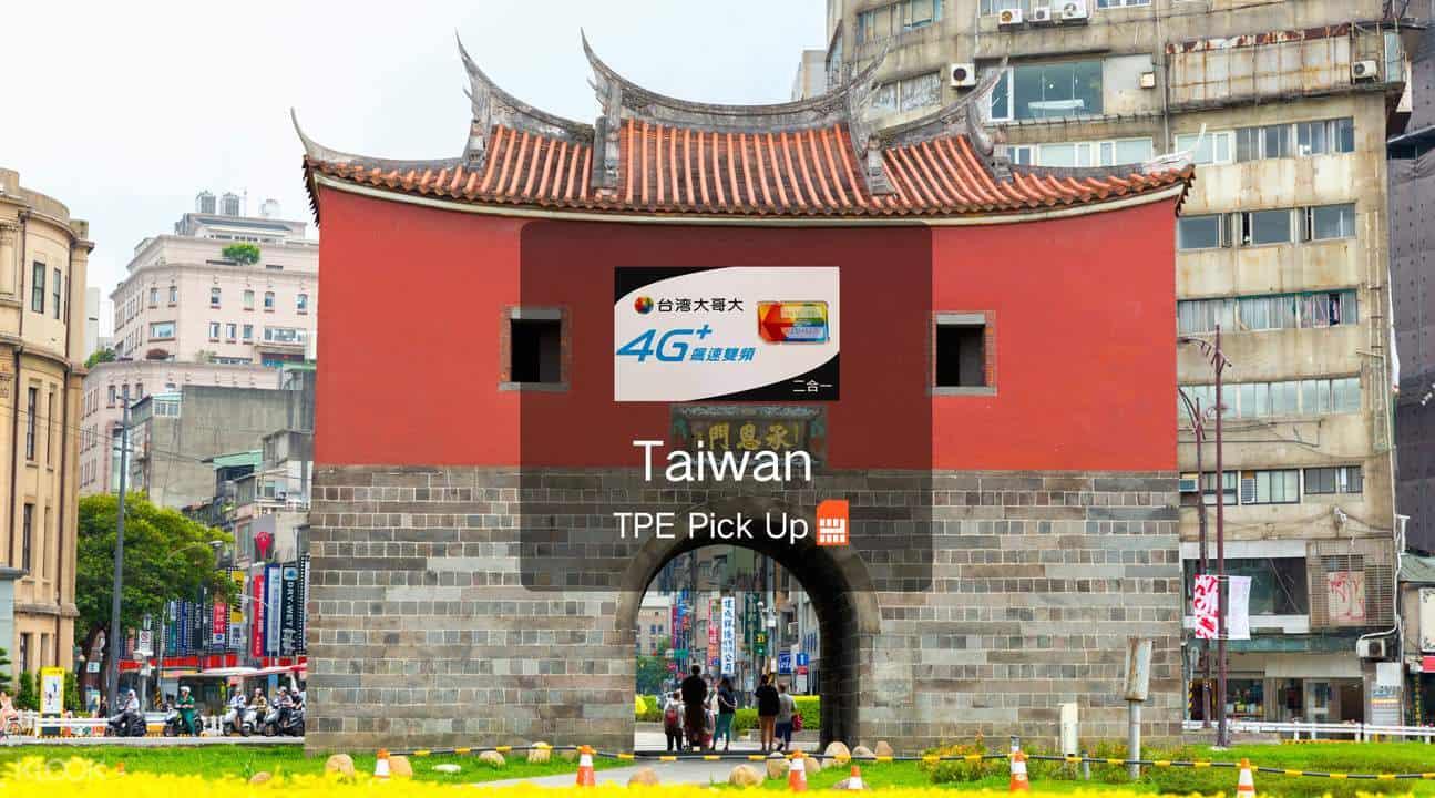 Taiwan Local SIM