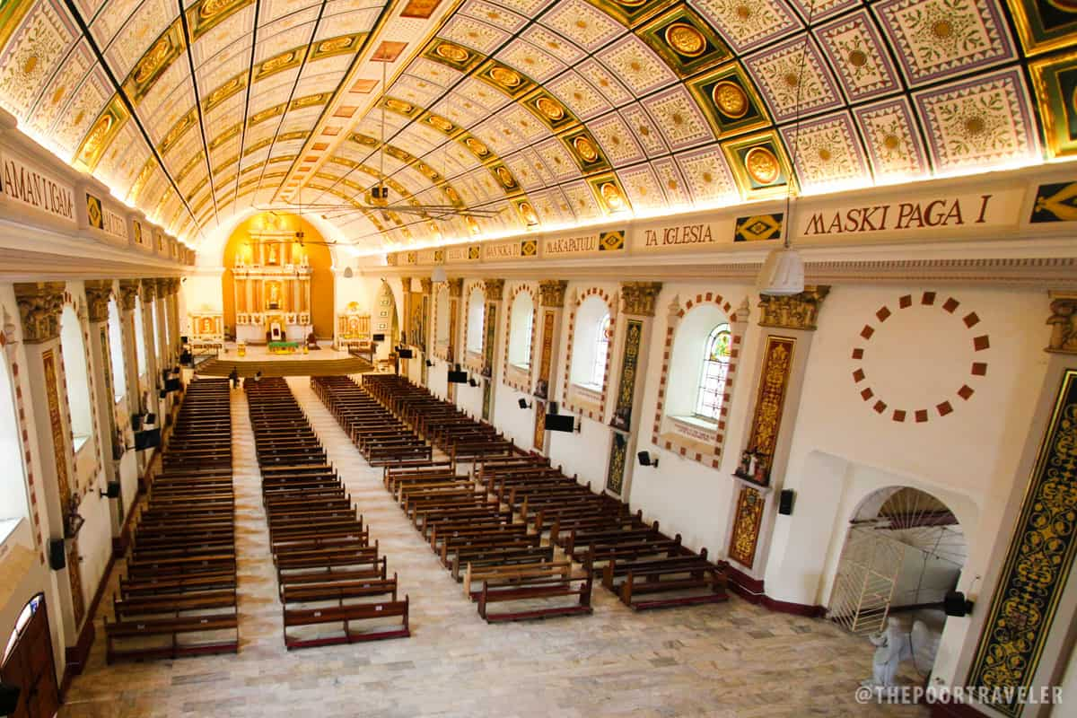 Tuguegarao Cathedral - Altar