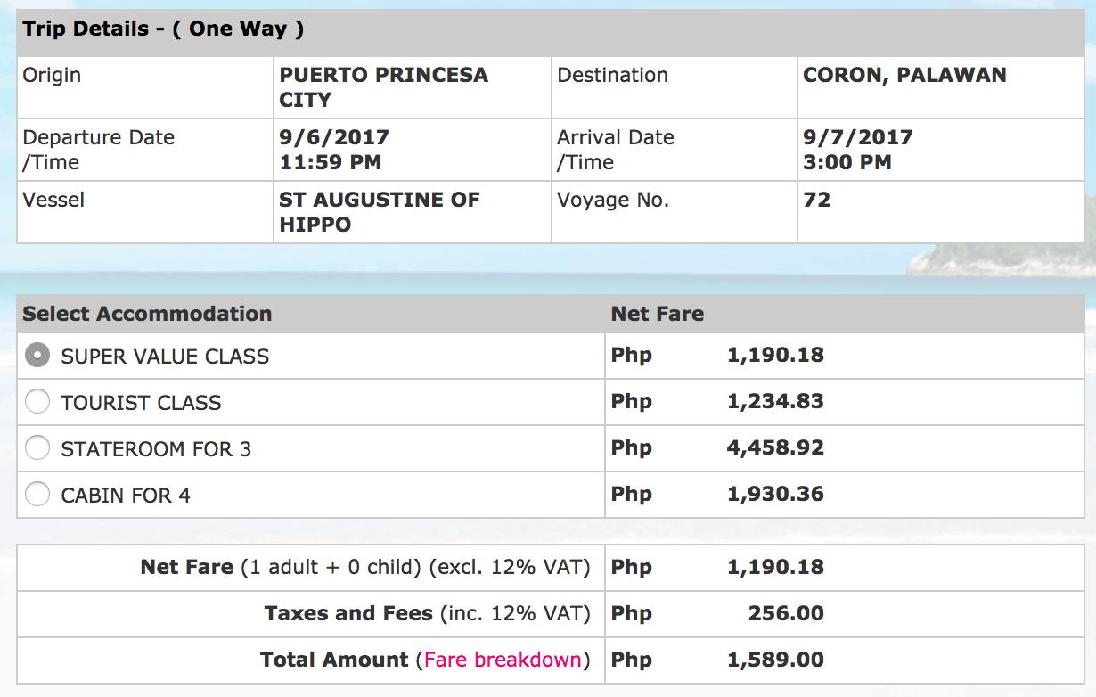 Cebu pacific flight promo 2017