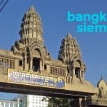 BANGKOK TO SIEM REAP by BUS or TRAIN: Crossing the Border