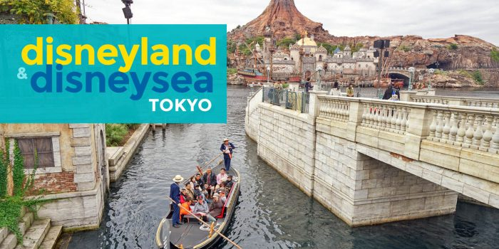 HOW TO GET TO DISNEYLAND from Tokyo Downtown or Airport