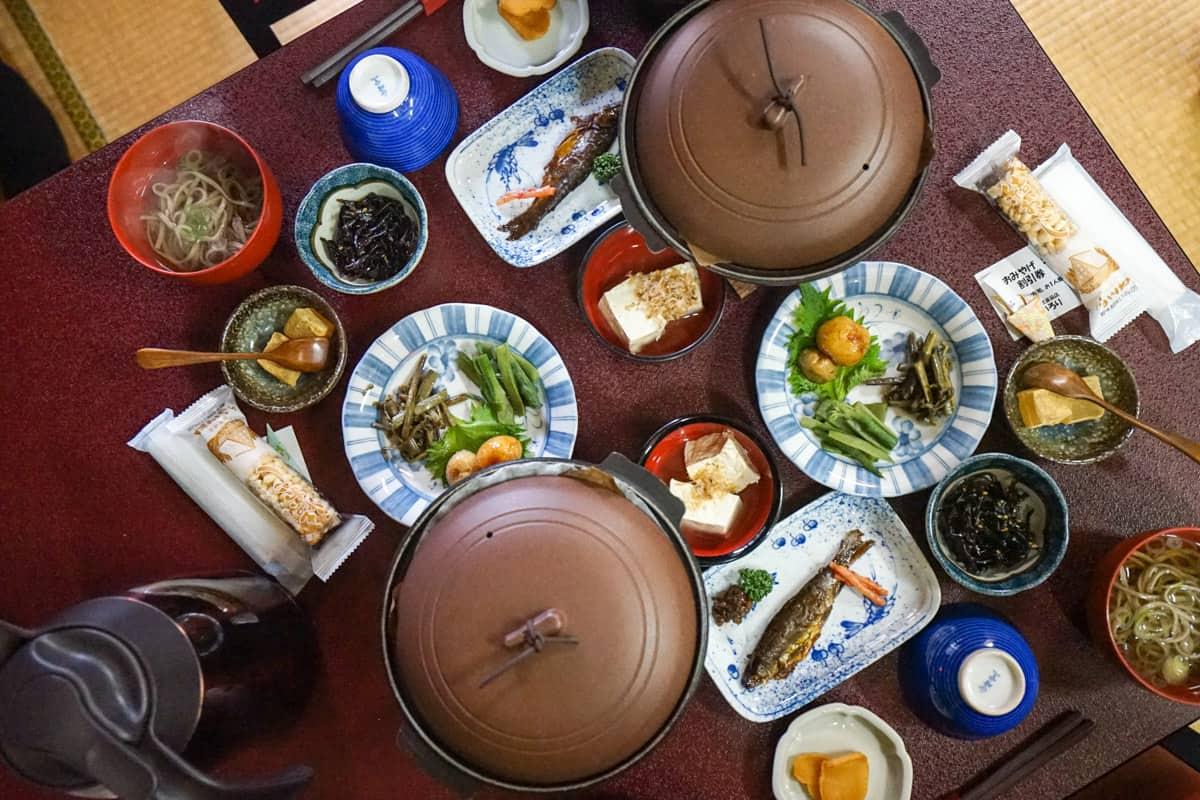 Irori, Shirakawa-gō