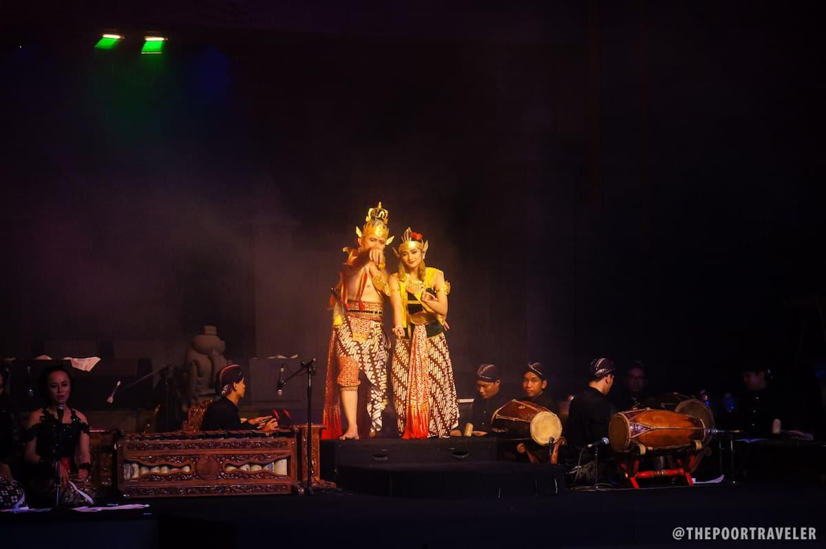 Sendratari Ramayana at Prambanan Temple Compound