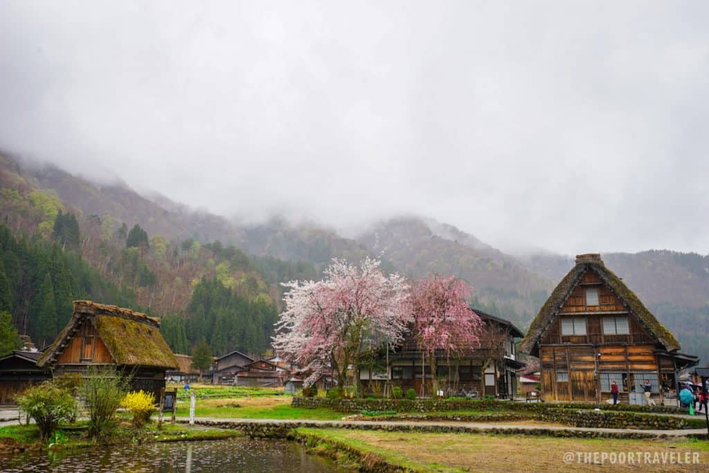 Shirakawa-gō Village House
