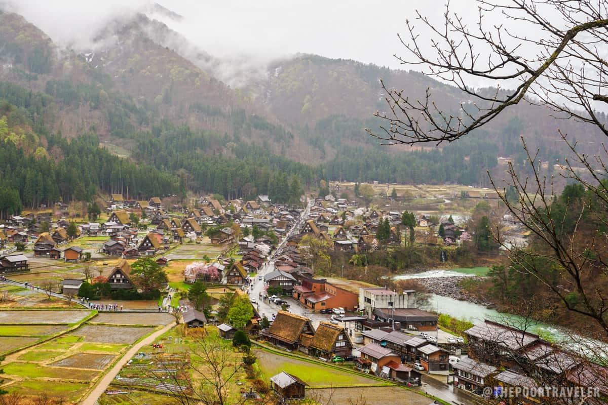 Shirakawa-gō Village
